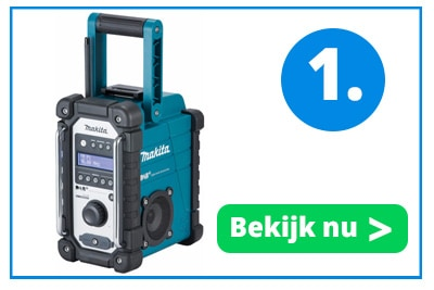 Makita DMR108 top vijf