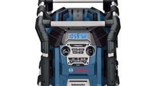 Bosch werfradio