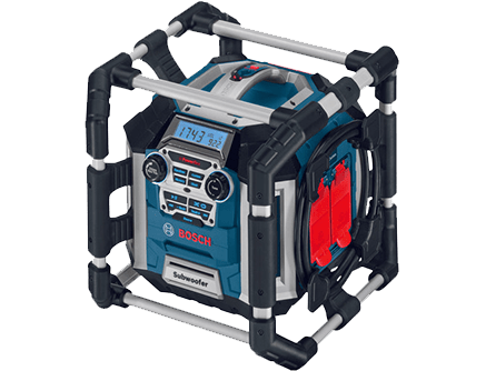 bouwradio-van-bosch