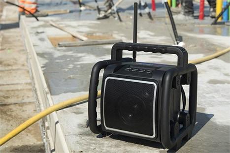 perfectpro-bouwradio-met-accu