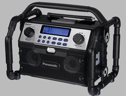 bouwradio-van-Panasonic