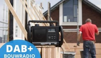 DAB+ bouwradio: wat is het en welke heb ik nodig?